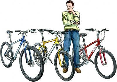 Cách chọn lựa mua xe đạp thể thao cho phù hợp
