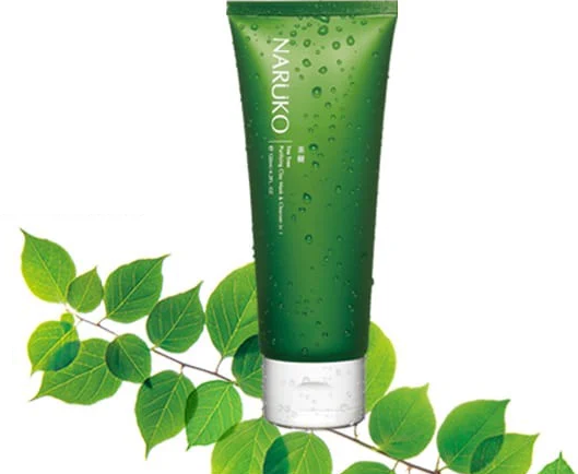 Naruko Tea Tree Purifying Clay Mask and Cleanser in 1