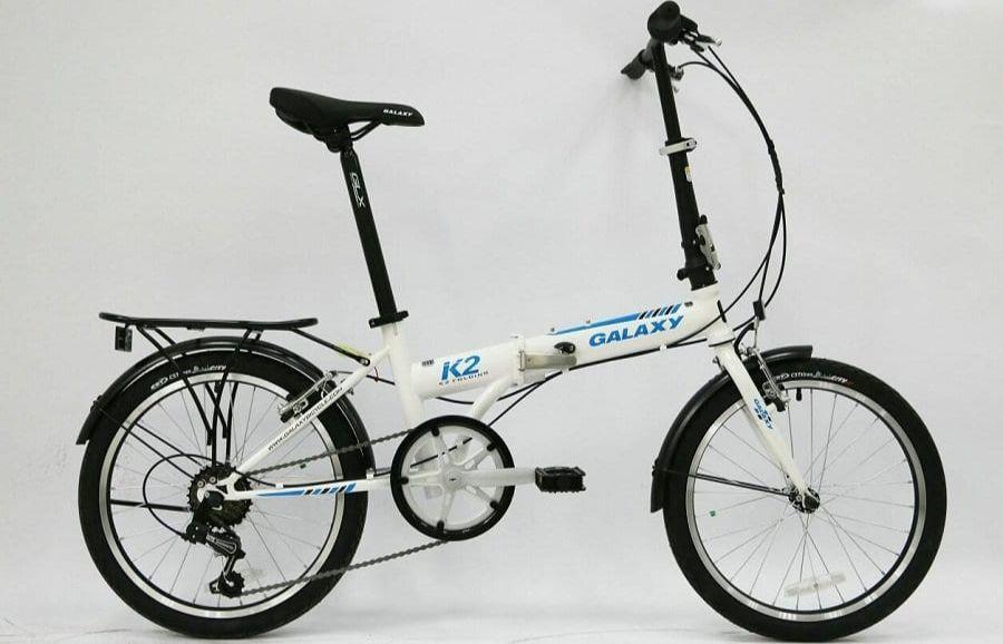 Xe đạp gấp Galaxy K2
