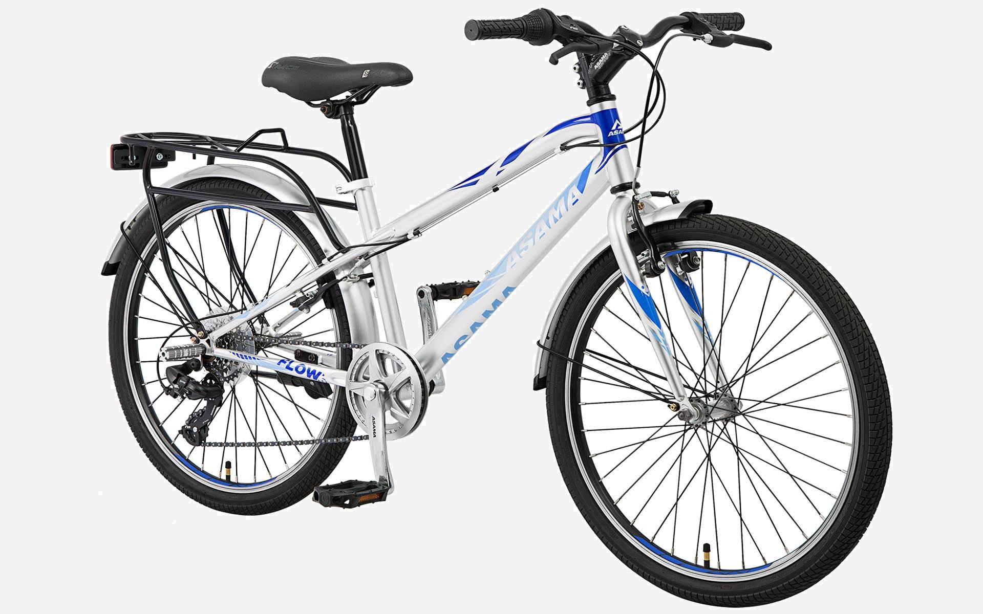 Xe đạp trẻ em trên 12 tuổi Asama Flow 6