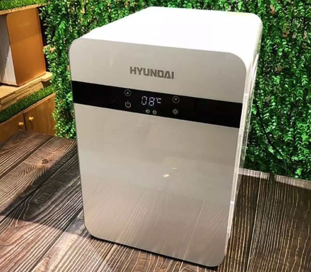 Tủ lạnh mini Huyndai 20L